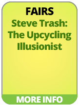 FAIRS - Steve Trash: The Upcycling Illusionist