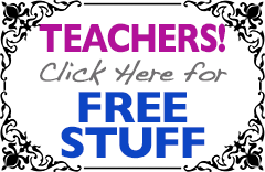Free Stuff for Teachers!